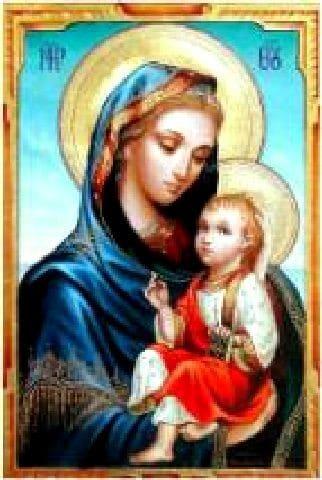 Jungfru Maria nr:5