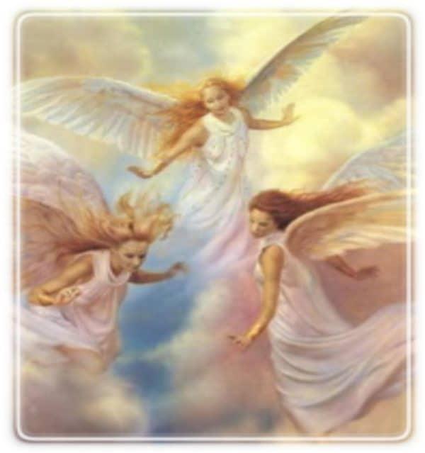 Marias Änglar nr: 1